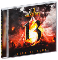 Audio CD Joel Hoekstra's 13. Running Games