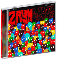 Audio CD Zayn. Nobody is Listening