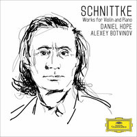 Audio CD Daniel Hope, Alexey Botvinov. Schnittke: Works for Violin and Piano