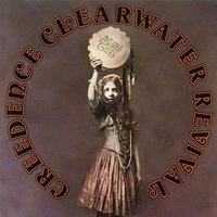 LP Creedence Clearwater Revival. Mardi Gras (LP)