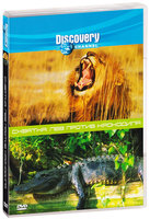 Discovery. Схватка: Лев против крокодила (DVD) / Discovery: Animal Face-Off. Lion vs. Croc