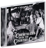 Lana Del Rey. Chemtrails Over the Country Club (CD)