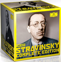 Audio CD Various Artists. Igor Stravinsky – Complete Works