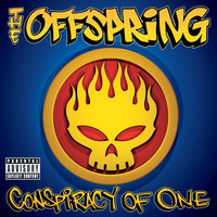 LP The Offspring. Conspiracy Of One (LP)