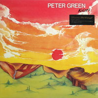 Peter Green. Kolors (LP) Music On Vinyl