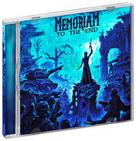 Memoriam. To The End (CD)