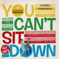 LP Various Artists. You Can't Sit Down: Cameo Parkway Dance Crazes (LP)