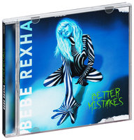 Audio CD Rexha, Bebe. Better Mistakes