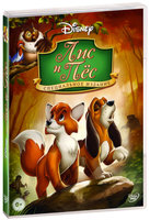 DVD Лис и пес / The Fox and the Hound