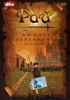 DVD Рай - рыцарь с деревянным мечом / Ruy the Little Cid, the Knight with a Wooden Sword