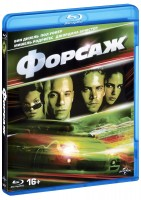Форсаж (Blu-Ray) / The Fast and the Furious