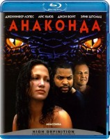 Анаконда (Blu-Ray) / Anaconda