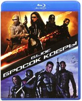 G.I. Joe: Бросок Кобры (Blu-Ray) / G.I. Joe: The Rise of Cobra