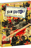 DVD Sex Pistols (2 DVD) / Sex Pistols - There'll Always Be An England