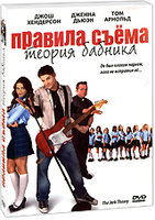 Правила съема: Теория бабника (DVD) / The Jerk Theory