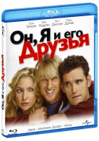 Blu-Ray Он, Я и его Друзья (Blu-Ray) / You, Me and Dupree