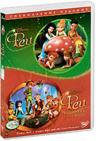 DVD Феи. Феи: Потерянное сокровище (2 DVD) / Tinker Bell / Tinker Bell and the Lost Treasure