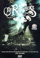DVD The Rasmus. Live Letters