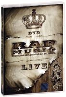 DVD Rap Music Live