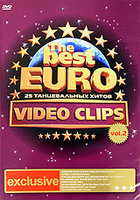 DVD Танцевальный рай: The Best Euro Video Clips. Vol 2