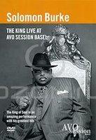 Solomon Burke: The King Live At Avo Session