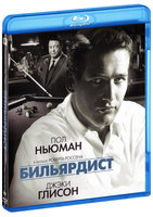 Blu-Ray Бильярдист (Blu-Ray) / The Hustler