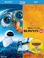 Валл-И (Blu-Ray + DVD) / WALL·E