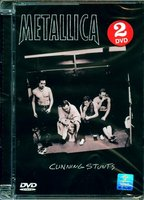 DVD Metallica. Cunning Stunts (2 DVD)