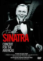DVD Frank Sinatra: Concert For The Americas
