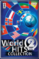 DVD Видео караоке. World hits collection vol.2