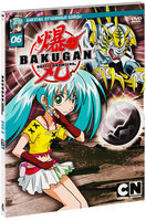 Бакуган. Выпуск 6 (DVD) / Bakugan Battle Brawlers