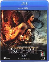 Конан-варвар (Real 3D Blu-Ray) / Conan the Barbarian