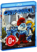 Смурфики (Blu-Ray) / The Smurfs