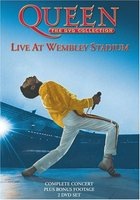 DVD Queen: Live At Wembley Stadium (2 DVD)
