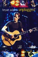 DVD Bryan Adams - Unplugged