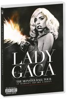 DVD Lady Gaga: The Monster Ball Tour At Madison Square Garden