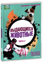 BBC. Выдающиеся животные. Часть 3 (DVD) / Extraordinary animals