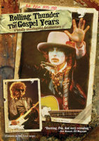 DVD Bob Dylan 1975-1981: Rolling Thunder and The Gospel Years