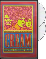 DVD Cream: Royal Albert Hall Live (2 DVD)
