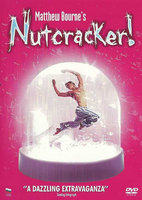 DVD Matthew Bourne's: Nutcracker! / Экстравагантная постановка балета «Щелкунчик»