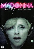 DVD Madonna: The Confessions Tour