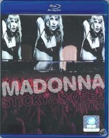 Madonna: Sticky & Sweet Tour (Blu-Ray)