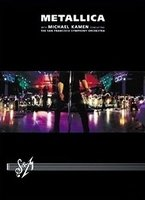 DVD Metallica - S & M with the San Francisco Symphony (2 DVD)