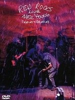 DVD Red Rocks Live Neil Young & Relatives