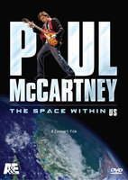 DVD Paul McCartney: The space within us