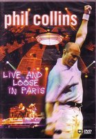DVD Phil Collins: Live And Loose In Paris