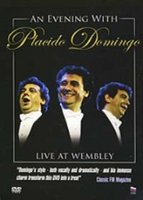 DVD An Evening With Placido Domingo. Live at Wembley
