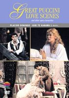 DVD Great Puccini Love Scenes and Other Opera Favorites: Placido Domingo, Kiri Te Kanawa, Royal Opera, Covent Garden