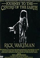 DVD Rick Wakeman: Journey to the Centre of the Earth