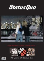 DVD Status Quo: The Party Ain't Over Yet (2 DVD)
